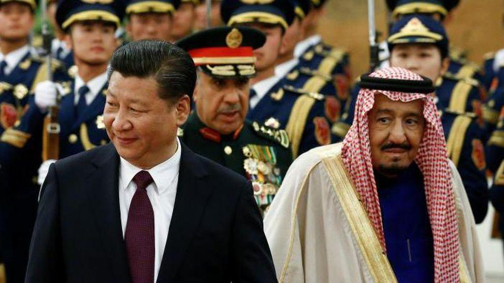 Menerawang Alasan Arab Saudi Jor-joran Investasi di China