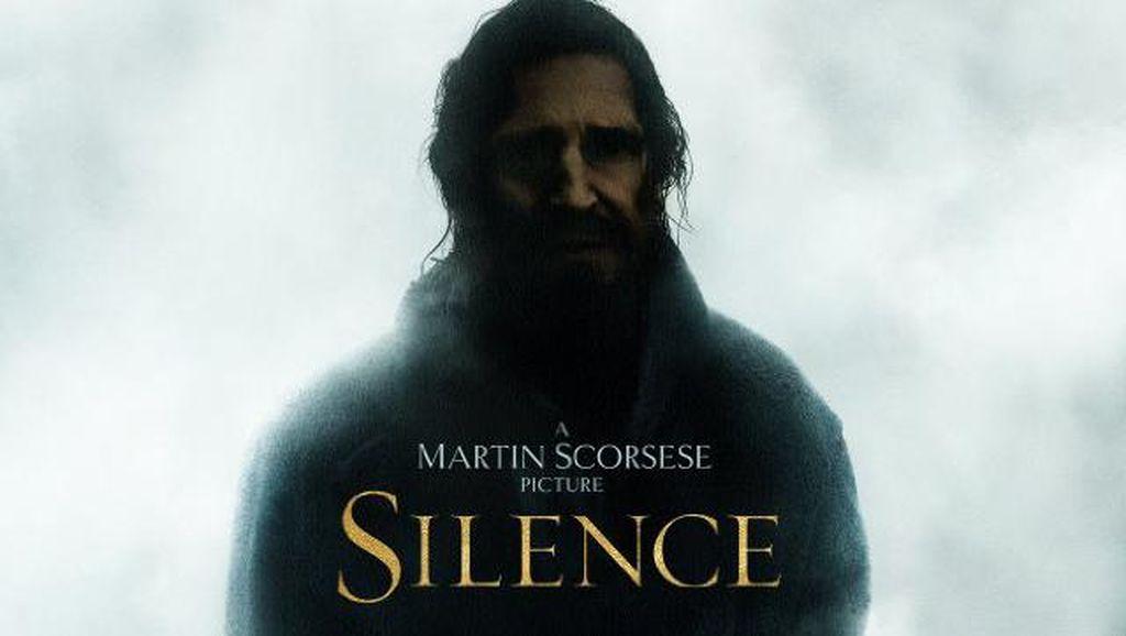 Film Silence Terwujud Setelah Dikonsep 24 Tahun