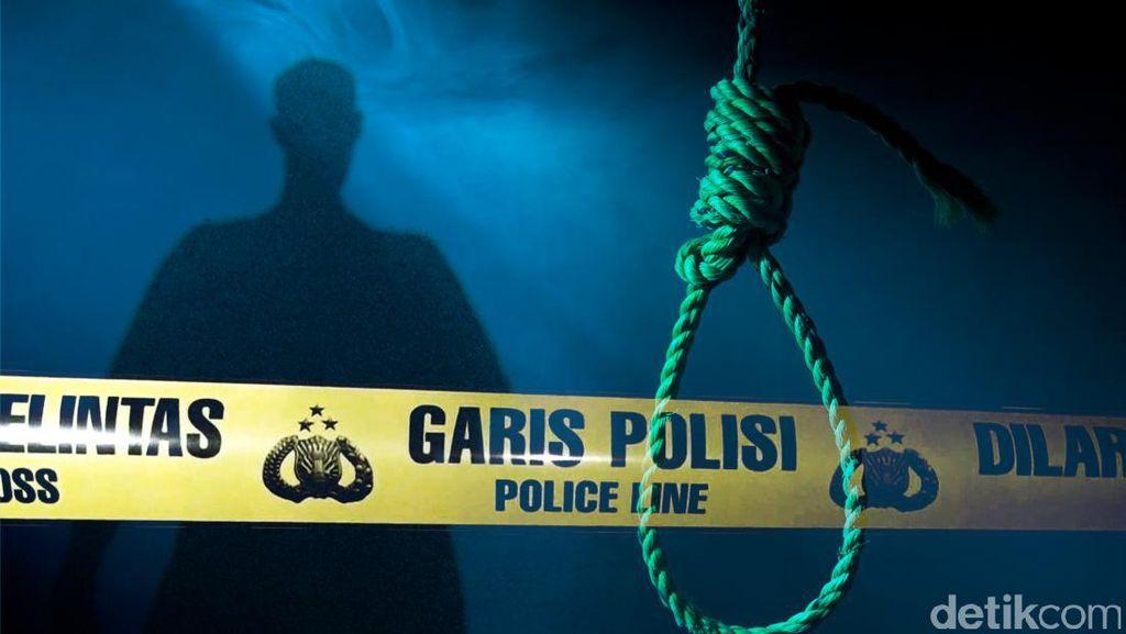 Polisi: Sebelum Bunuh Diri, Sumanto Sempat Minta Uang ke Istri