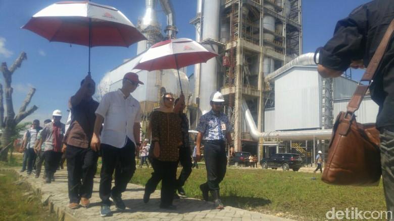 Presiden Direncanakan Resmikan Pabrik Semen di Rembang