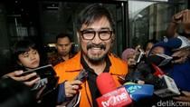 Choel Mallarangeng Jalani Sidang Perdana