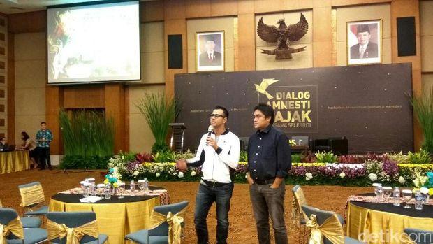 Raffi Ahmad cerita pengalaman ikut tax amnesty