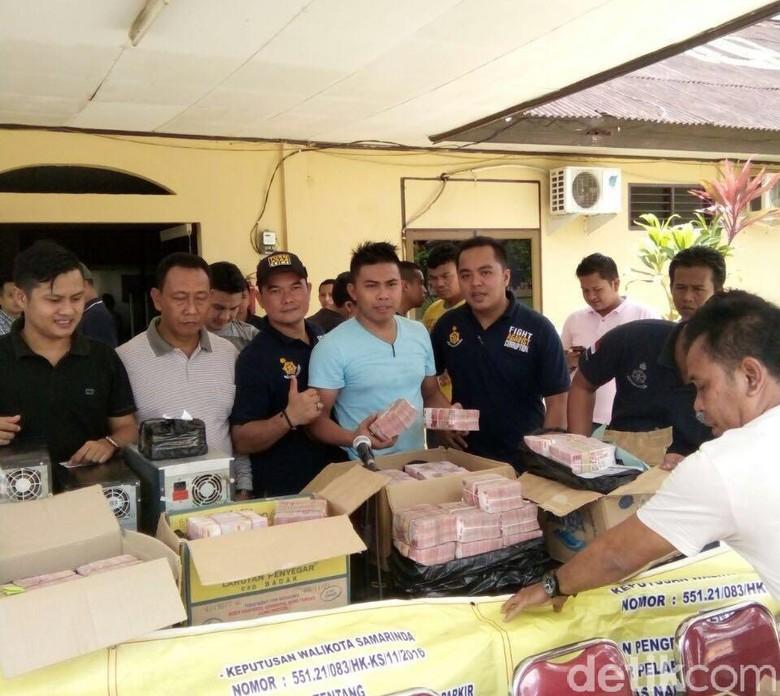 Pungli Pelabuhan Samarinda: Pakai SK Wali Kota hingga Tarif Sepihak