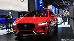 Profil Jaguar I-Sport, SUV Bertenaga Listrik