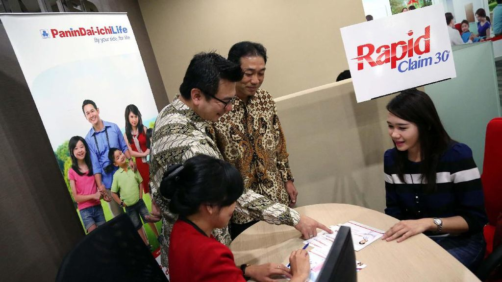Panin Dai-ichi Life Hadirkan Rapid Claim 30