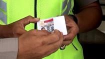 Sopir Angkot di Jaktim Kedapatan Pakai SIM Palsu