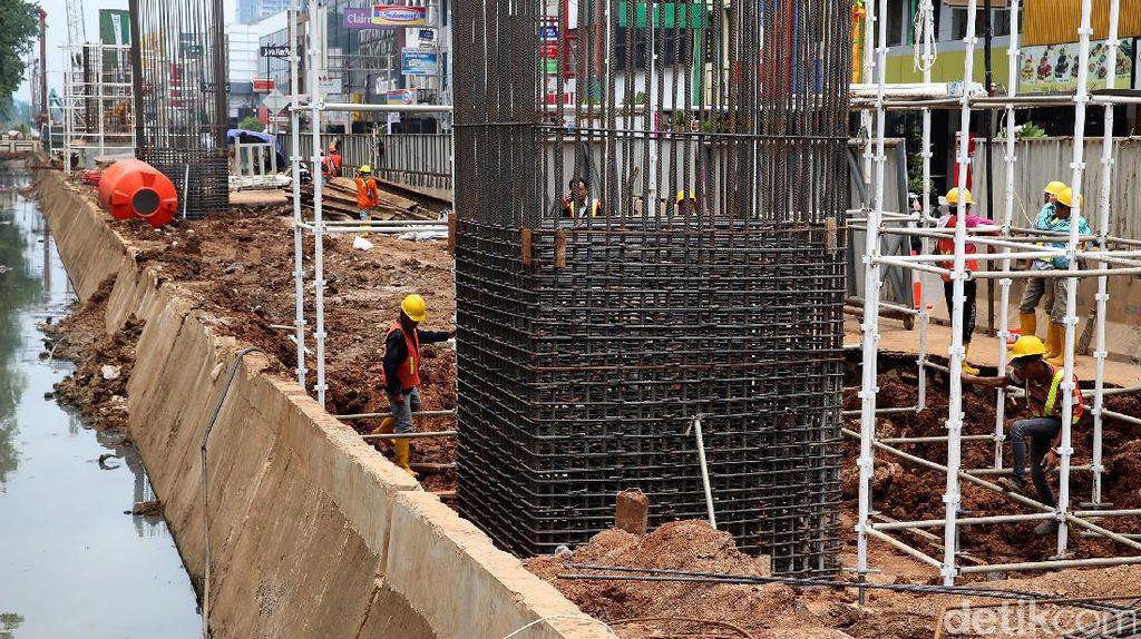 Hingga 2030, Biaya Pembangunan Infrastruktur Asia Capai US$ 26 T