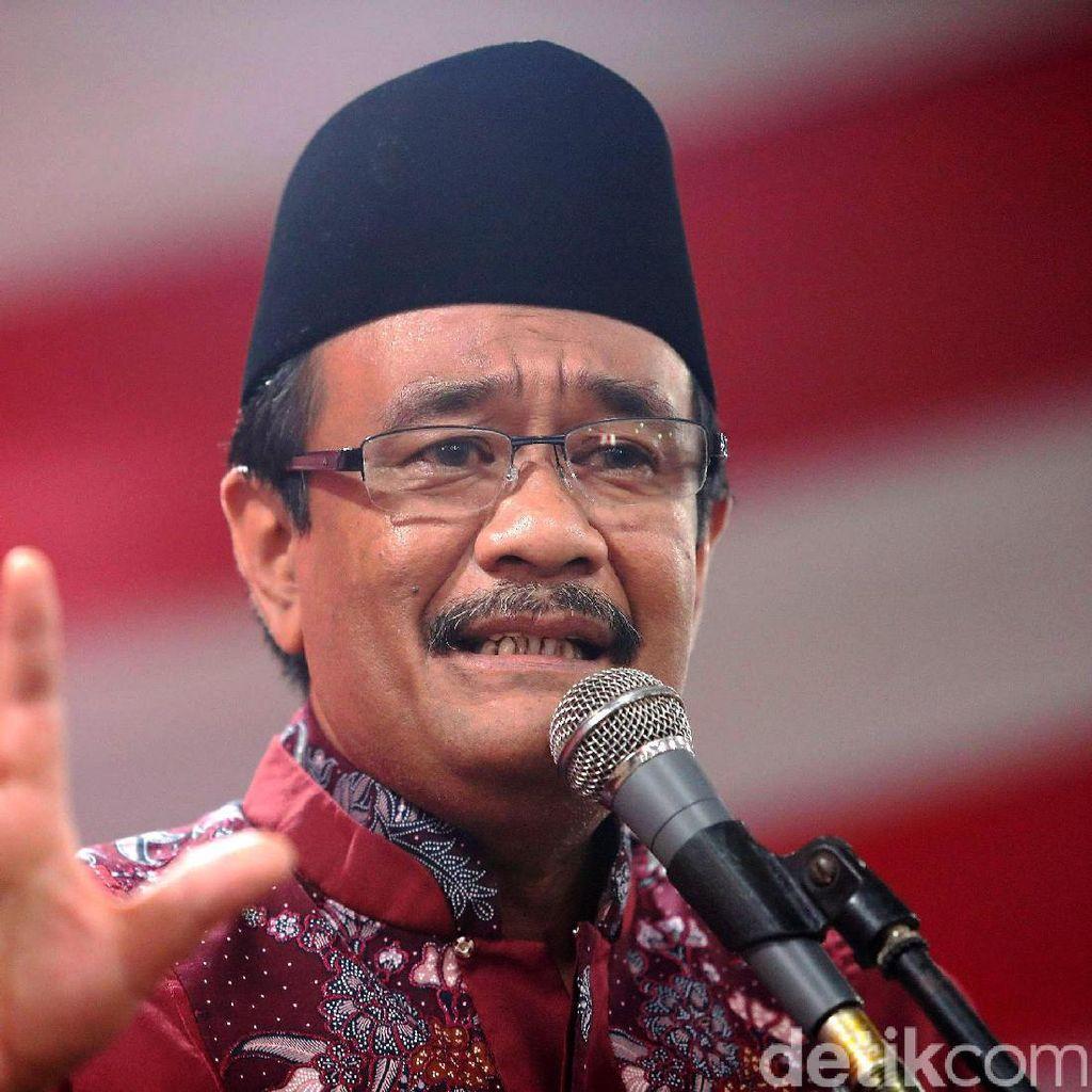 Djarot: Tidak Boleh Ada Perda Syariah di Jakarta