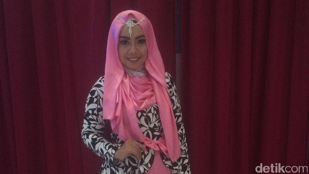 Hijabers Ini Buat Bola Melayang di Audisi Sunsilk Hijab Hunt Yogyakarta
