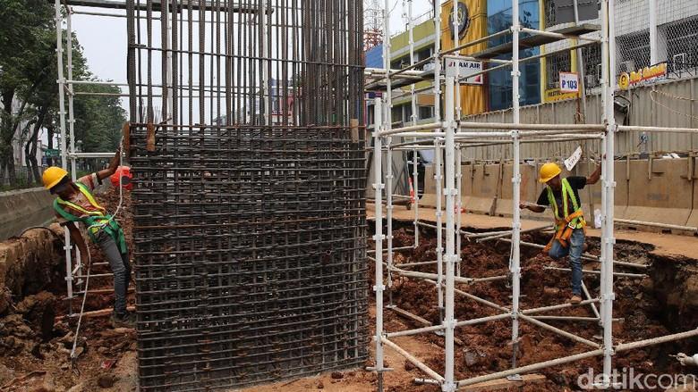 Proyek LRT Jakarta Terintegrasi Busway Hingga Kereta Bandara