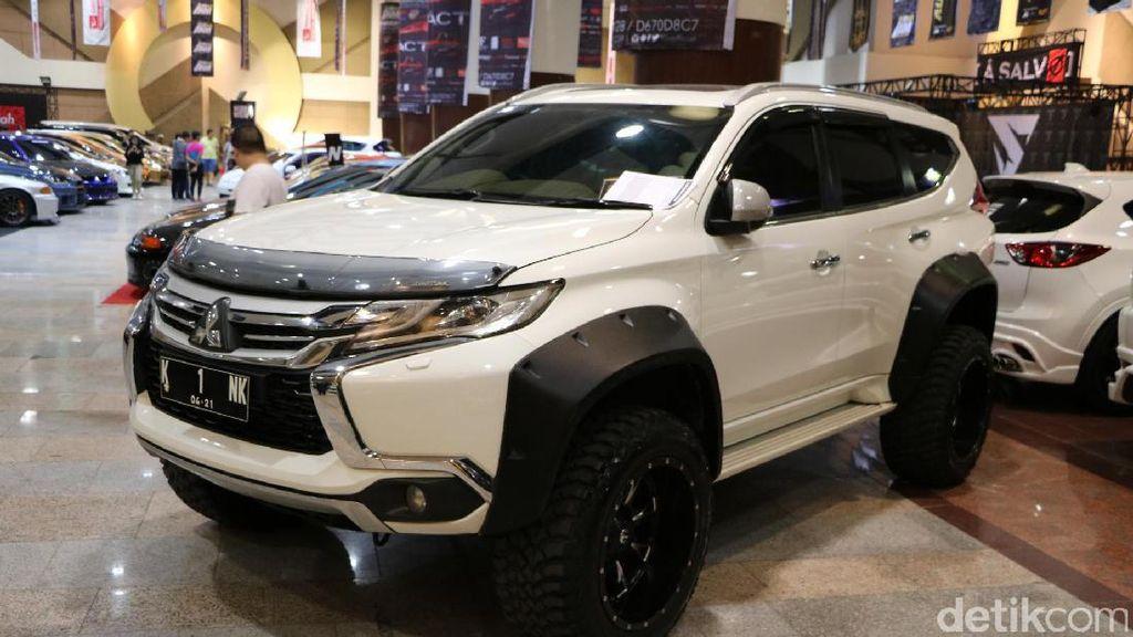Mitsubishi Pajero Sport untuk Blusukan ke Pertambangan
