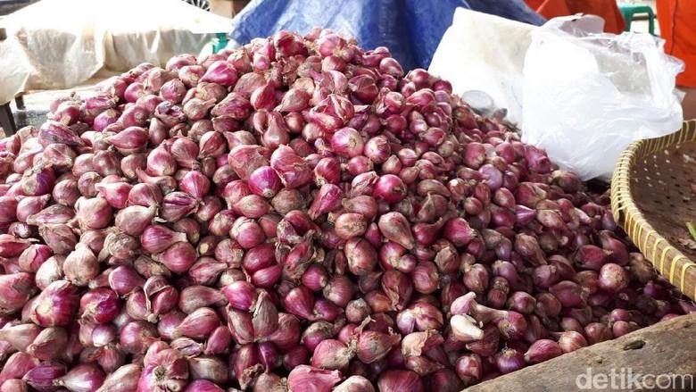 Harga Bawang Merah Turun Jadi Rp 25.000/Kg