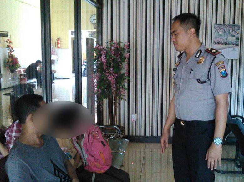 Sempat Diduga Penculik Anak, Triono Dipulangkan Polisi ke Rumah