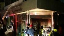 Bank Perkreditan di Sukabumi Kebakaran, Asap Sempat Membumbung