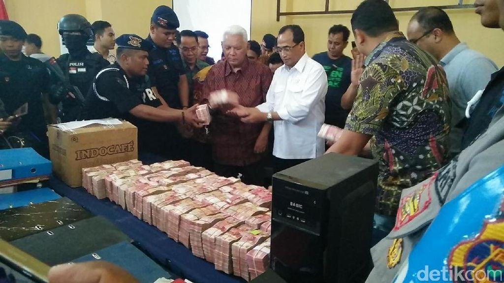 Abun, Pengusaha di Balik Megapungli di Samarinda Ditangkap!