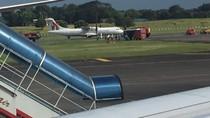 Pelita Air Pecah Ban, Bandara Halim Sempat Ditutup 1 Jam