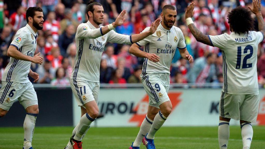 Akhir Pekan yang Mudah untuk Madrid dan Barca