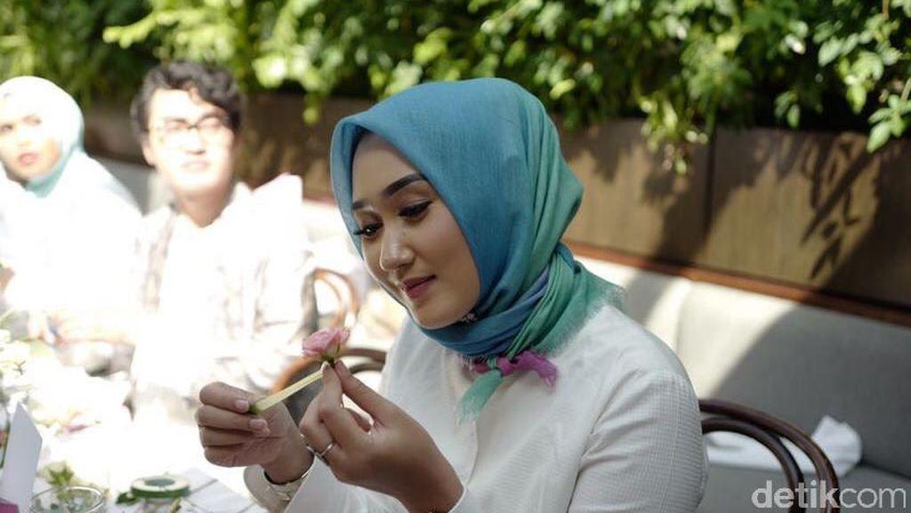 Foto: Ketika Dian Pelangi Berbagi Inspirasi dengan Hijabers Australia