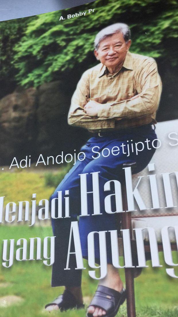 Pedih, Hakim Agung Adi Andojo 'Dipecat' Ketua MA yang Didukungnya