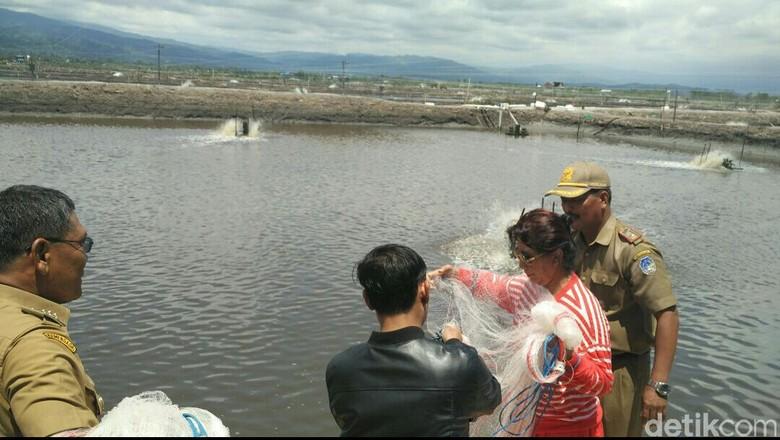 Susi Kirim 1.000 Alat Tangkap Ikan Bubu ke Kolaka