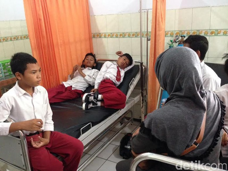 Siswa SD di Jember Mual dan Muntah Diduga Keracunan Permen