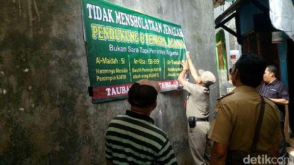 Panwaslu Apresiasi Lurah Pondok Pinang Soal Kasus Siti Rohbaniah