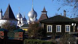 Hampir Punah, Seperti Ini Rumah Asli Rusia