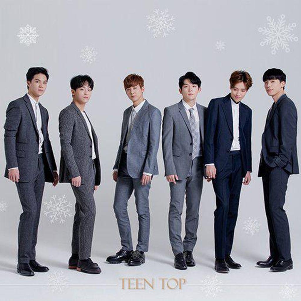 L.Joe Hengkang, TEEN TOP Comeback dengan 5 Member