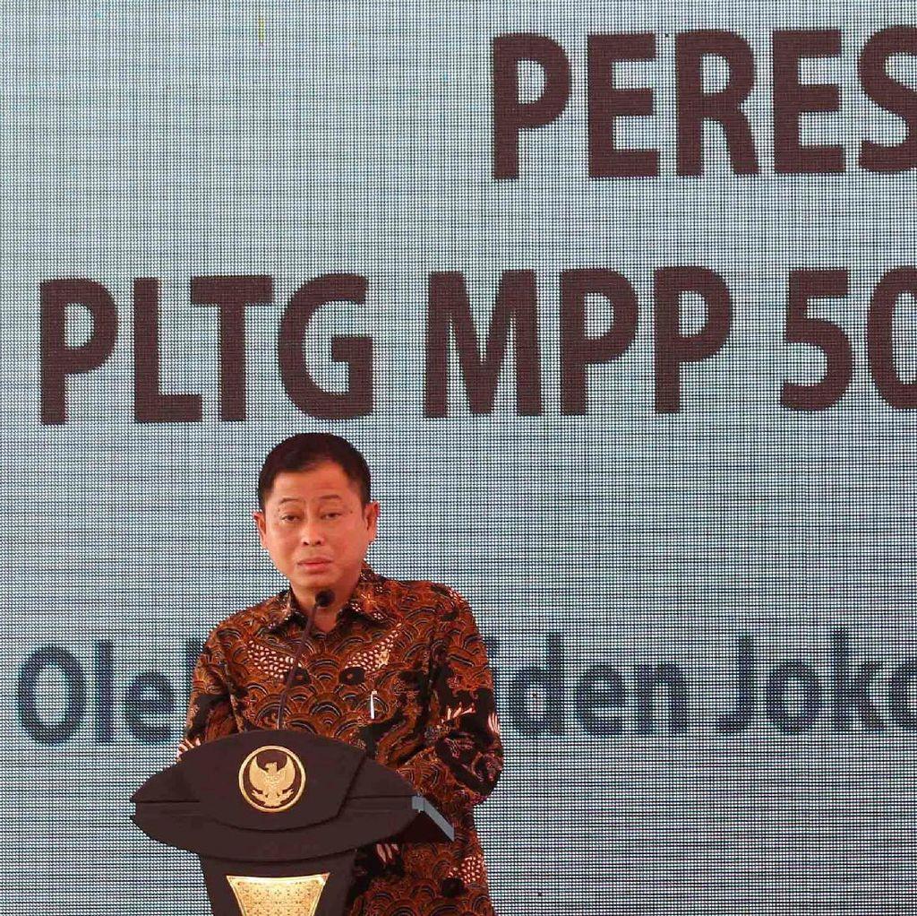 Jonan: Pembangkit Listrik Batu bara Tak Cocok di Papua, Pakai Gas Saja
