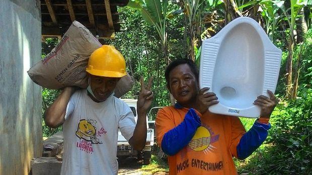 Wali Kota Semarang Dukung Program Jamban Keluarga di Gunungpati