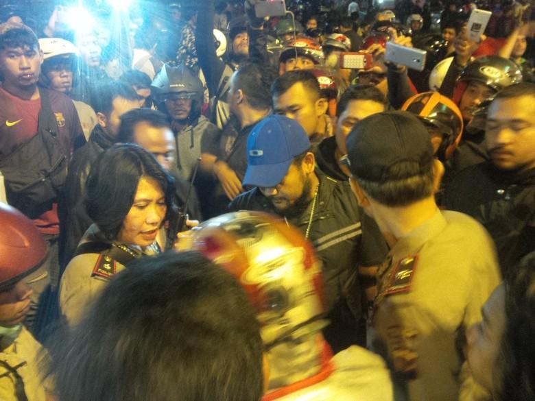 Polisi: Kecelakaan di Bogor Tidak Berkaitan dengan Demo Angkot
