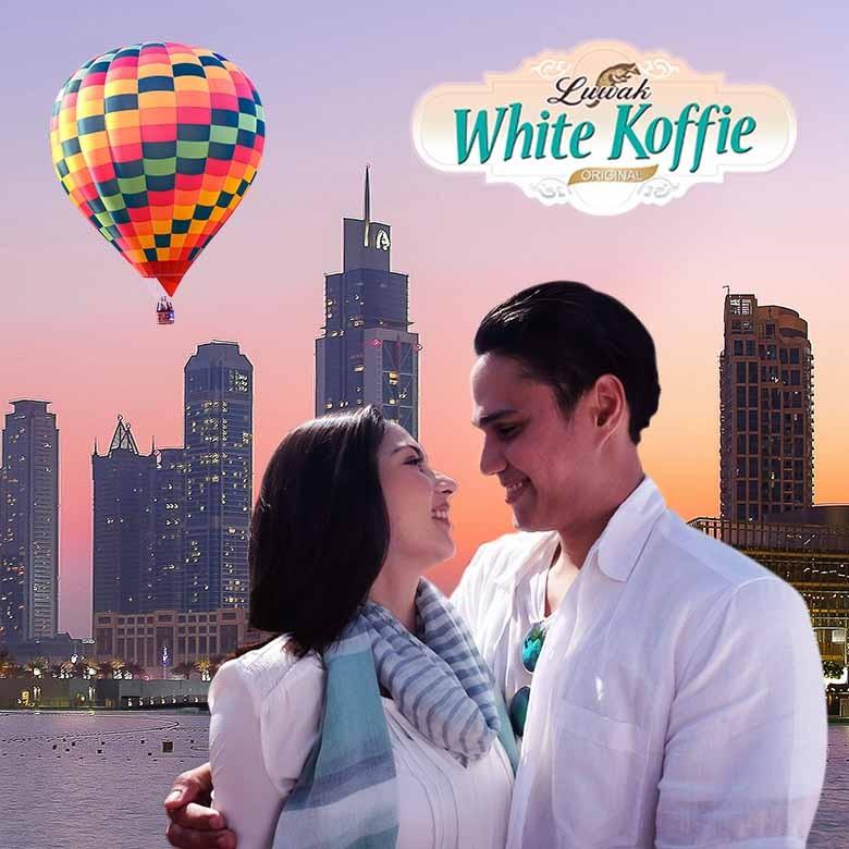 Kemewahan Uni Emirat Arab Bawa Luwak White Koffie Menembus Dubai