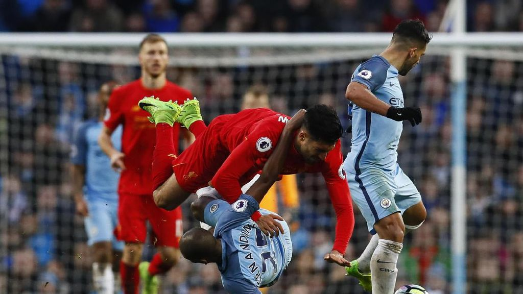 Duel Seru City vs Liverpool