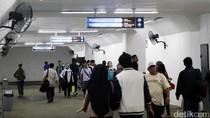 Tak Ada Fasilitas Difabel di Underpass Manggarai, Ini Kata KAI
