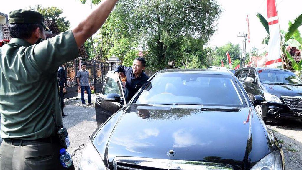 Mobil Kepresidenan Jokowi Mogok, Ini Kata Mercy Indonesia