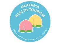 Logo Buah Peach Jadi Penanda Tempat Makanan Halal di Okayama