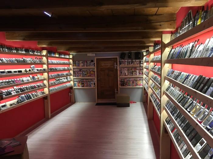 Tempat ini bernama Museum of Old Mobile. Foto: Facebook.com/muzeummobilovsk