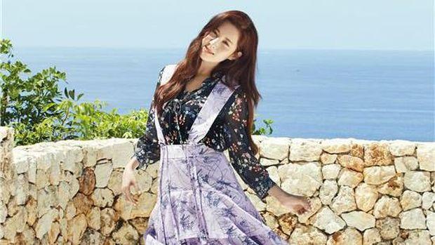 Cantiknya Seohyun 'SNSD' Pemotretan di Bali untuk Majalah