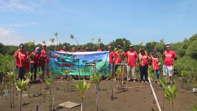 Komunitas TIC Hijaukan Indramayu