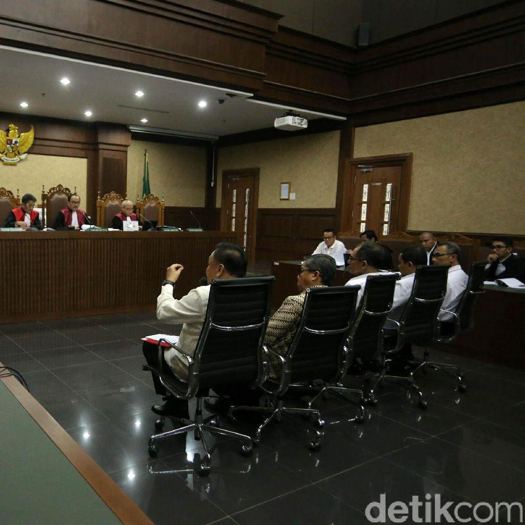 Atur Tender di Bakamla, Bambang Udoyo: Saya Hanya Ikuti Perintah