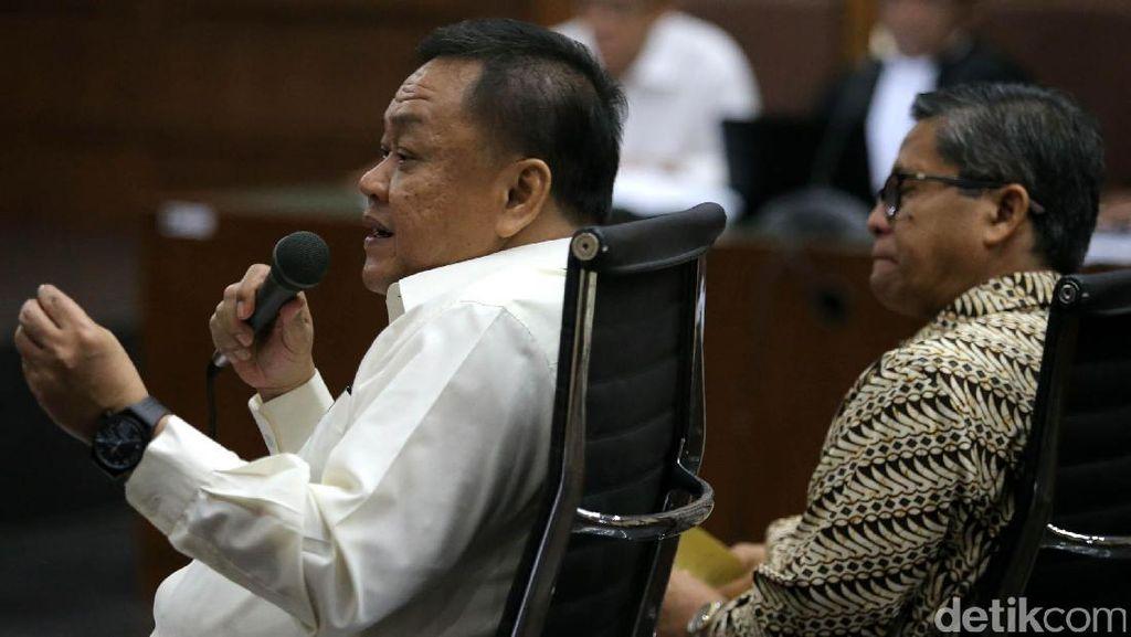 Eko Susilo Mengaku Diperintah Kabakamla Minta Fee Proyek Satelit