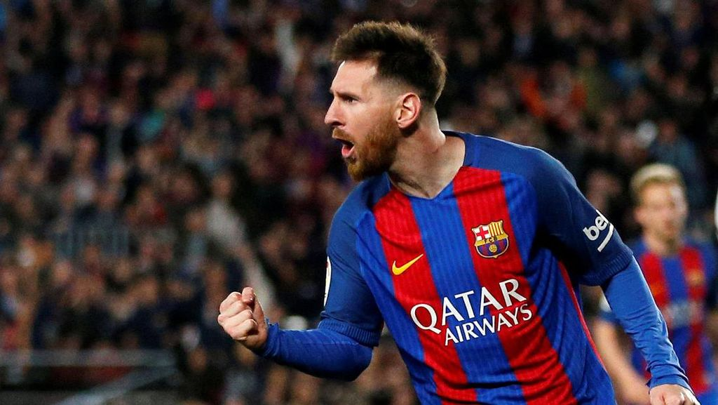 Joan Laporta Tentang Messi dan Peluang Barcelona di Liga Champions