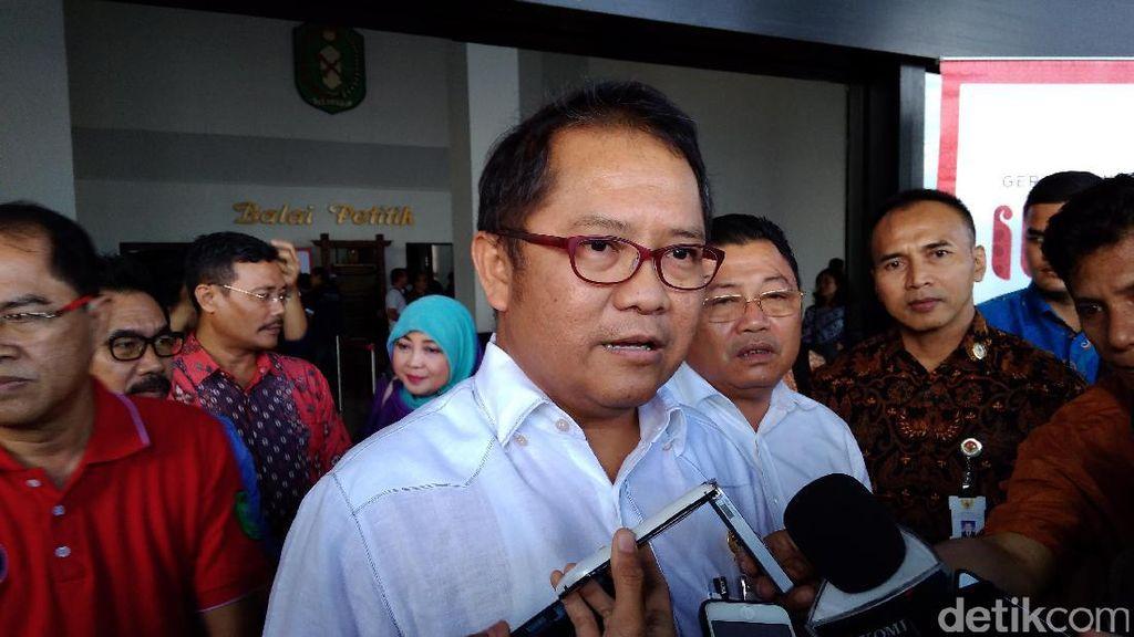 Menkominfo Minta Operator Ojek Online Tak Tambah Armada di Bogor