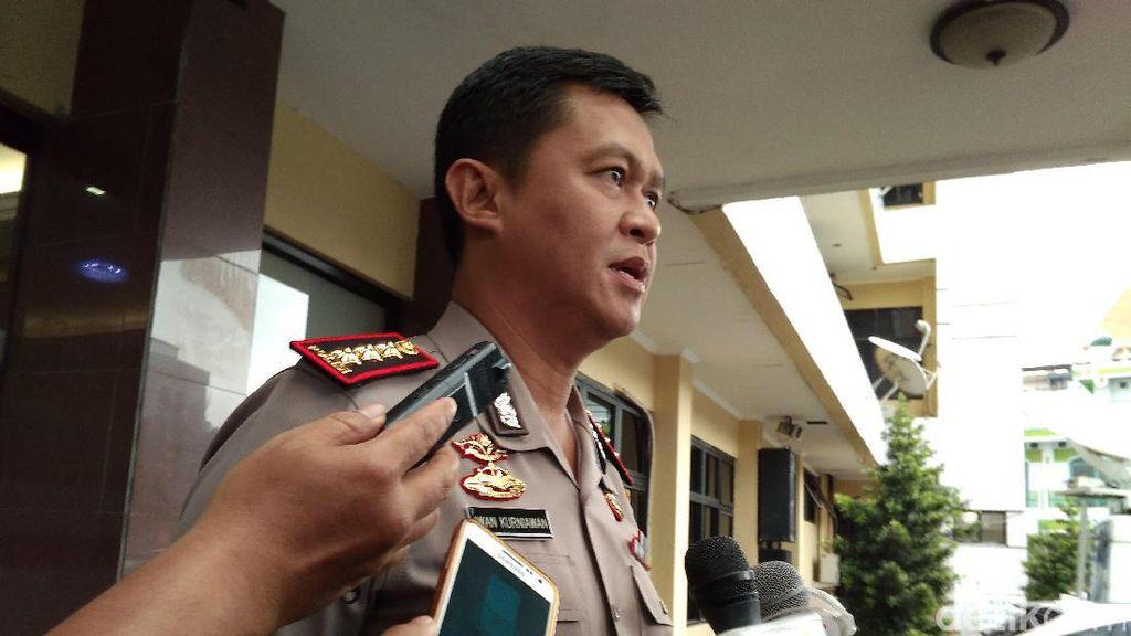 Polisi Usut Geng Motor di Video Viral Penyerangan Pemotor