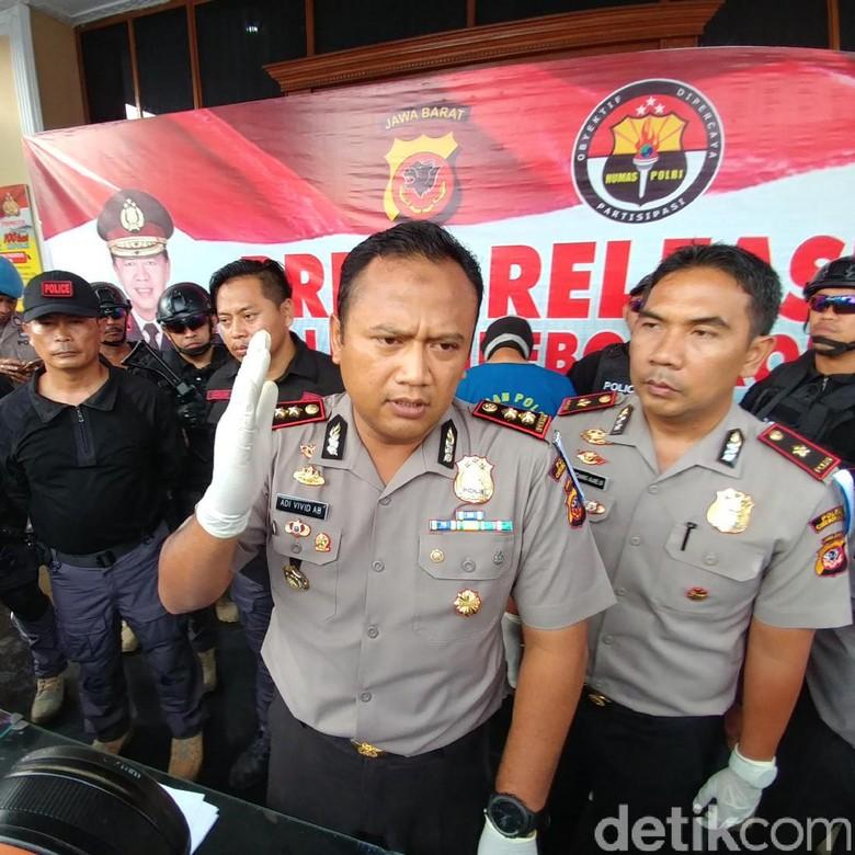 Sebulan, Polresta Cirebon Libas 26 Pelaku Kejahatan
