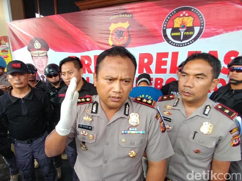 Dua Pelaku Pembunuhan Ketua Geng Motor di Cirebon Ditangkap