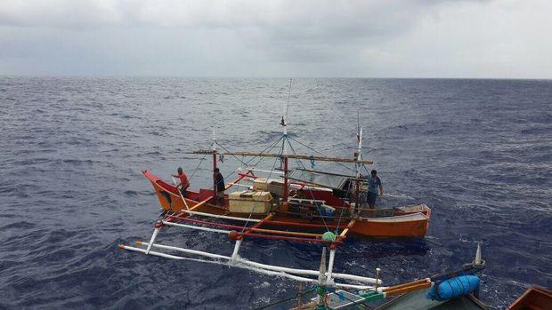 Susi Kembali Ringkus 17 Kapal Ikan Asing Ilegal