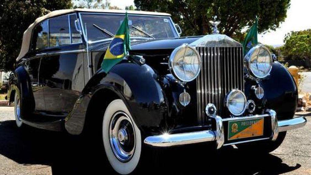 15 Mobil Amazing Para Pemimpin Dunia dan Kerajaan