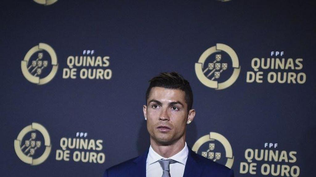 Tukang Nangis, Julukan Cristiano Ronaldo Semasa Kecil