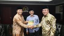 Pimpinan DDII Temui Hidayat Nur Wahid, Singgung Amendemen UUD 45